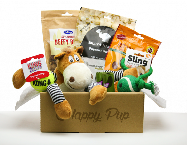 happy pup standard box